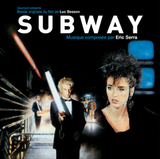 Soundtrack / Eric Serra: Subway (LP)
