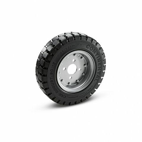 Сплошные резиновые шины, Karcher для RM 90/60 Adv
