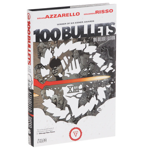 100 Bullets Deluxe Edition Volume 5 (Hardcover)