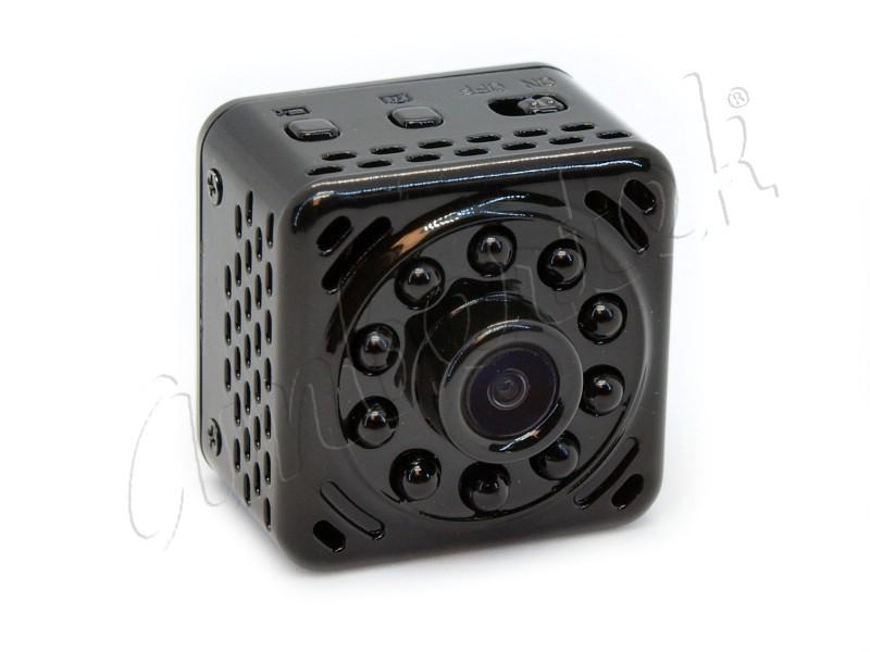IP мини видеорегистратор Ambertek Q11