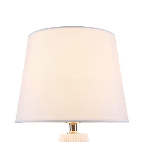 Настольная лампа Maytoni Calvin Table Z181-TL-01-W