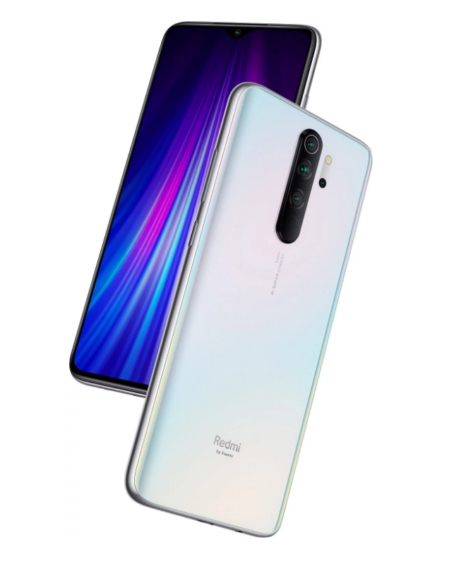 Смартфон Xiaomi Redmi Note 8 Pro 8/128 Gb (белый)