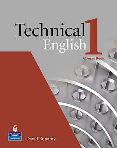9781405845458 - Technical English Level 1 Coursebook