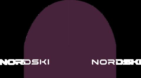 Шапка Nordski Warm Purple