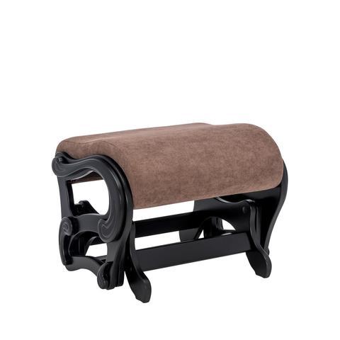 Пуф-глайдер МИ Модель 78 люкс, венге, ткань Verona brown