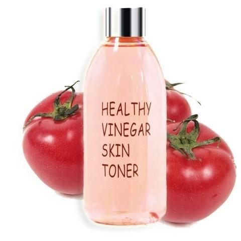 Realskin Тонер для лица с томатом Healthy Vinegar Skin Toner Tomato, 300 мл