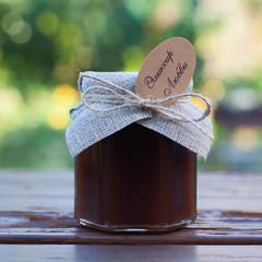 Набор бонбоньерок с медом на свадьбу, 250 грамм+35 грамм