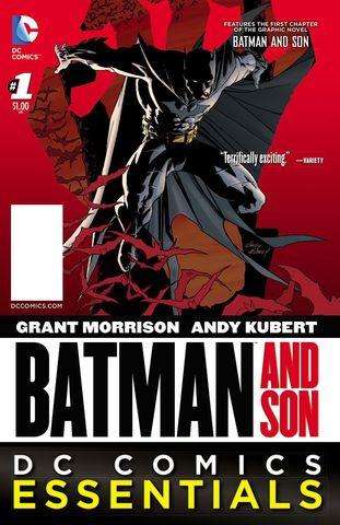 Batman And Son #1