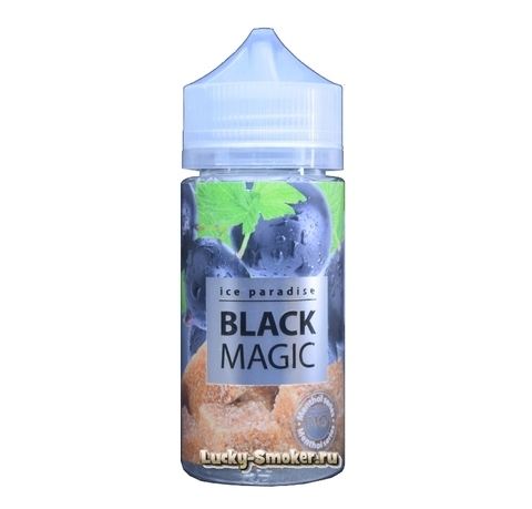 Жидкость Ice Paradise 100 мл Black Magic No Menthol