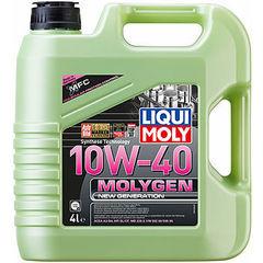 9060 LiquiMoly НС-синт.мот.масло Molygen New Generation 10W-40 SL/CF;A3/B4 (4л)