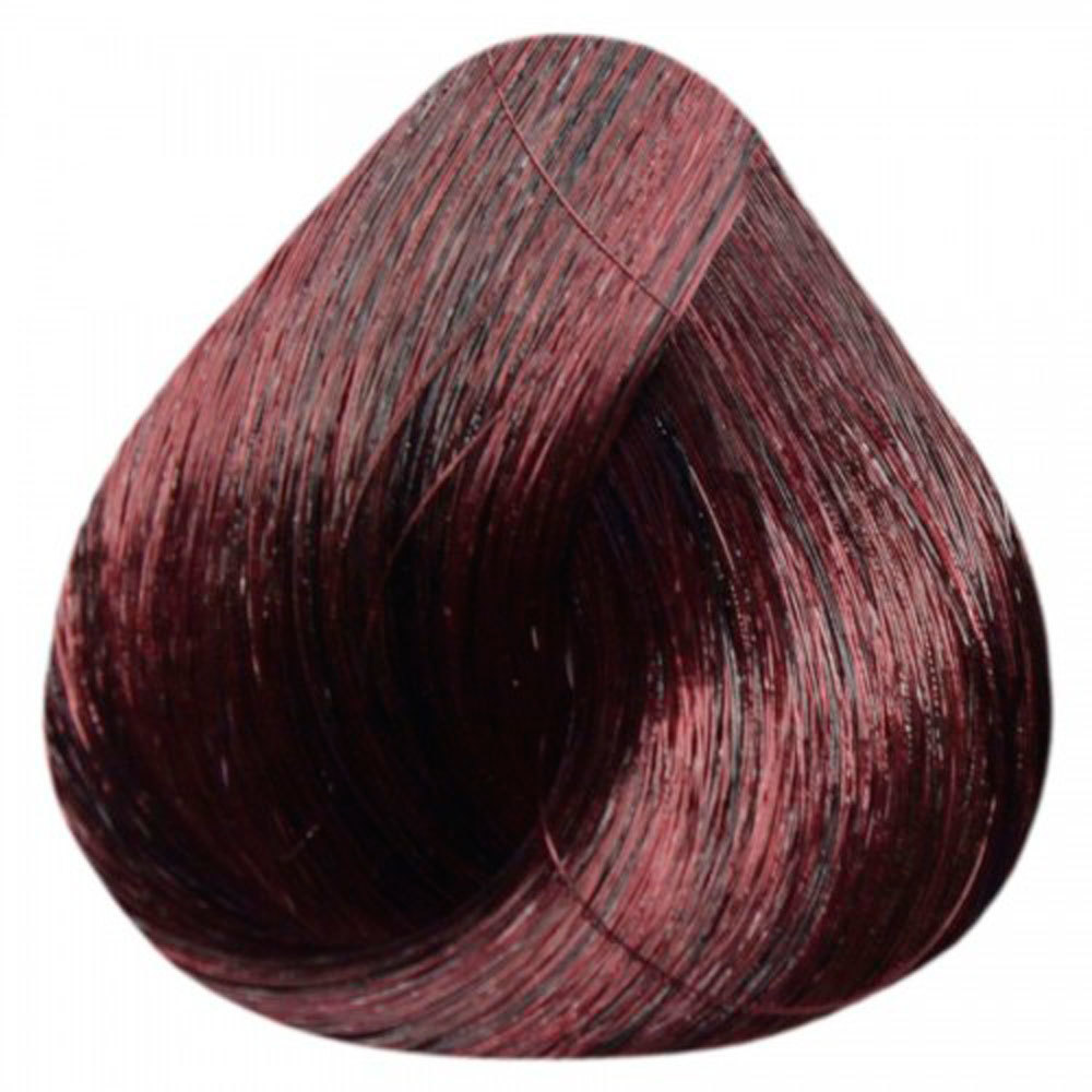 5/56 Светлый шатен красно-фиолетовый - Estel крем-краска De Luxe Silver 60 мл