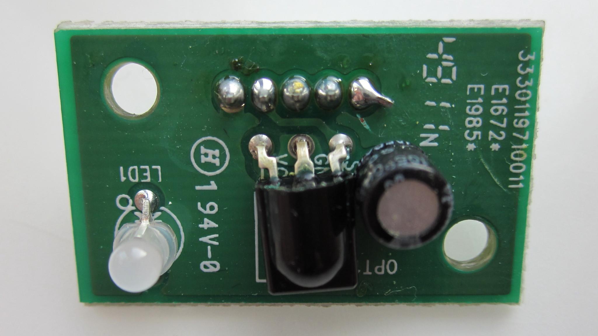 3330119710011 модуль фотоприемника