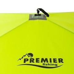 Зимняя палатка Куб Premier трехслойная 1,5х1,5 (PR-ISCI-150YLG)