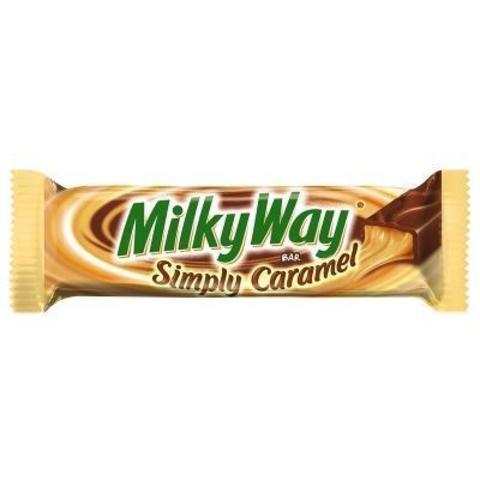Milky Way Simply Caramel Милки Вэй карамель 54 гр