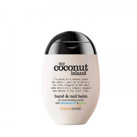 Treaclemoon  Крем для рук Кокосовый рай / My coconut island Handcreme, 75 мл