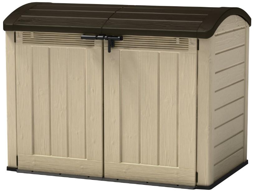 Хранение садового инвентаря Уличный ящик для хранения STORE IT OUT ULTRA sadovyy_shkaf_stor_it_aut_ultra.jpg