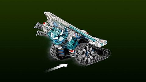 LEGO Ninjago Movie: Ледяной танк 70616 — Ice Tank — Лего Ниндзяго фильм