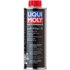 1625 LiquiMoly Ср-во д/пропитки фильтров Motorbike Luft-Filter-Oil (0,5л)