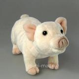 Мягкая игрушка Поросёнок 26 см (Leosco)