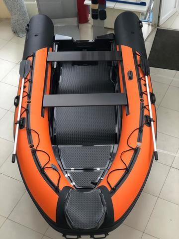 РИБ-лодка Навигатор 460R PRO