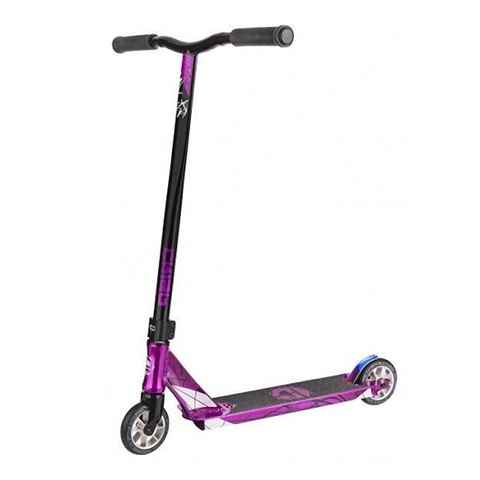 Самокат Crisp Inception Trans Purple Black MY17
