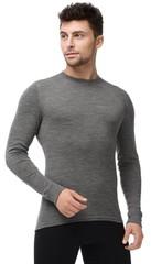 Кофта мужская Norveg Soft, серый меланж