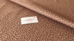Велюр Принт 3С коричневый