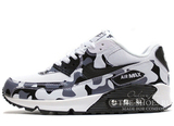 Кроссовки Женские Nike Air Max 90 Essential White Black Camo