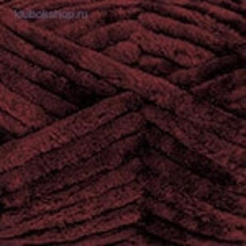 Пряжа Dolce Maxi (Yarnart) 775 коричневый, фото