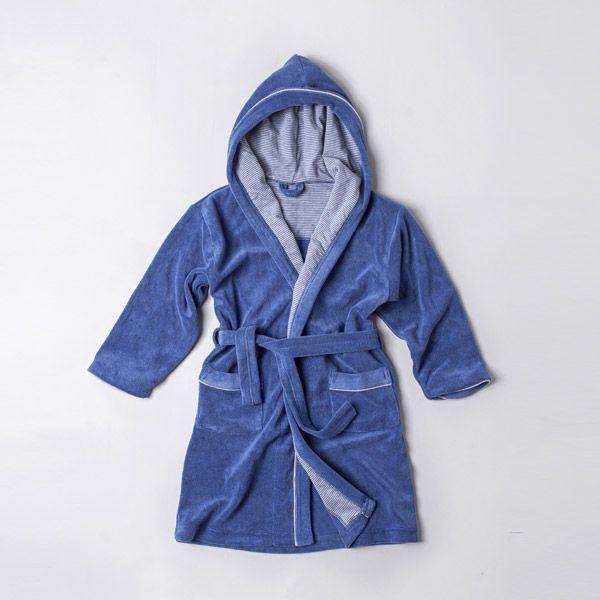 Детский мужской халат E15B-13W102
