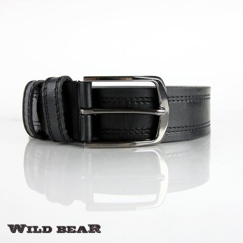 Ремень WILD BEAR RM-003m Black