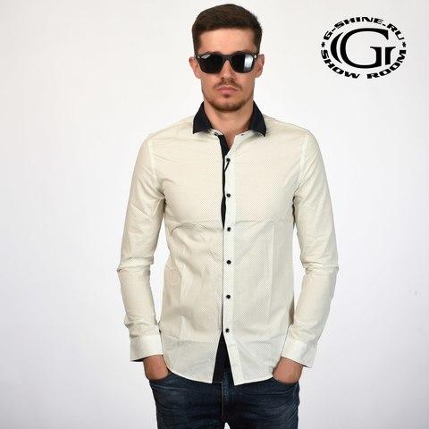 Рубашка 9499 151729white