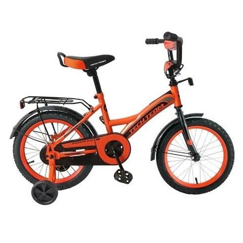 Велосипед Tech Team T 16135 (оранжевый)