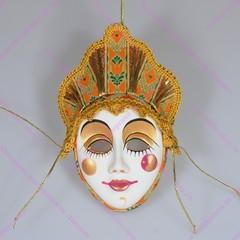 Интерьерная малая маска