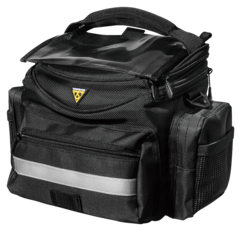 Сумка на руль Topeak Tourguide Handlebar Bag, W/E-Bike Compatible Fixer 8E