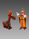 Князь Киевский и конь Юлий