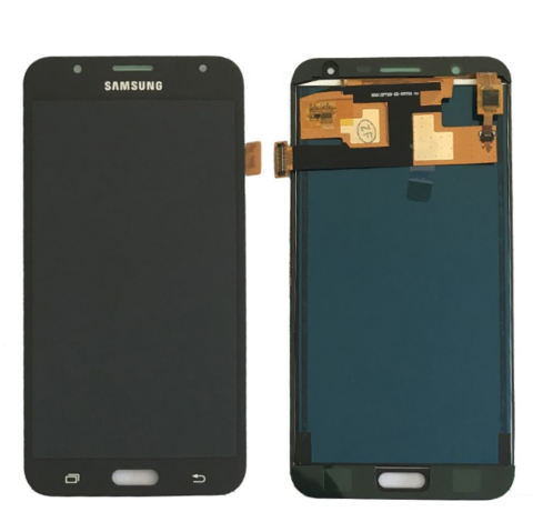 LCD SAMSUNG J7 J700 + Touch Black OLED MOQ:5
