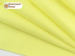 Фетр мягкий корейский лимонный RN07