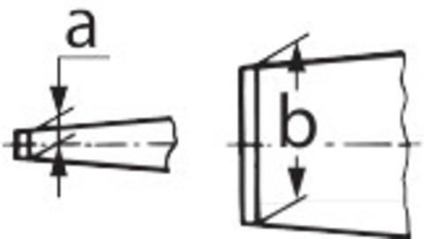 Набор нормированных отвёрток С рукояткой Kraftform