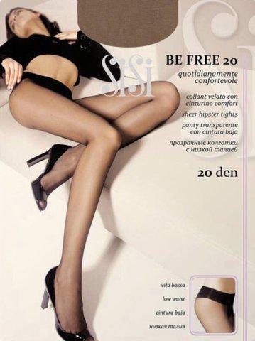 Be Free 20 vita bassa SiSi колготки