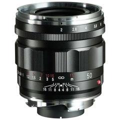Объектив Voigtlander APO-LANTHAR 50mm f/2.0 Aspherical Lens