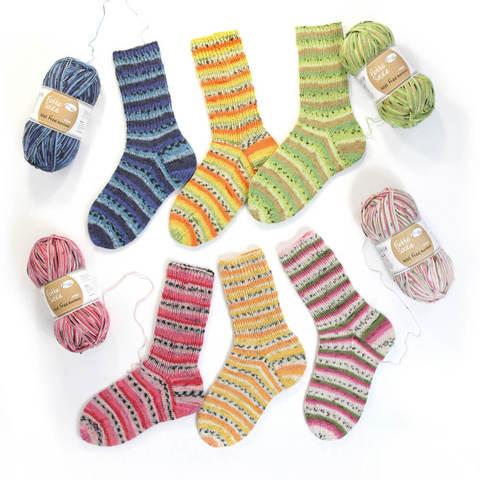 Rellana Flotte Socke Wool Free Bamboo 1423