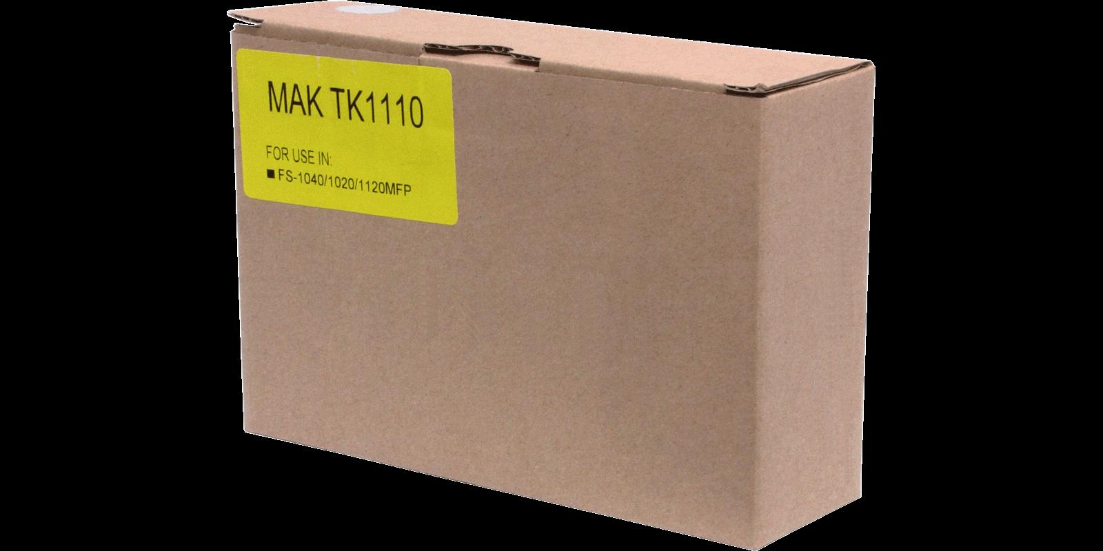 Картридж Туба MAK© TK-1110 (1T02M50NXV) черный (black), чип в комплекте, до 2500 стр.