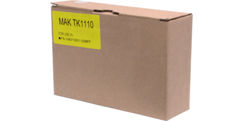 Картридж Туба MAK© TK-1110 (1T02M50NXV) черный (black), чип в комплекте, до 2500 стр. - купить в компании MAKtorg