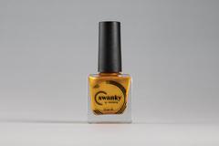 Лак для стемпинга Swanky Stamping №003, золото,...