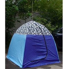 Палатка рыбака с брезентом Стэк-1 (п/автомат)