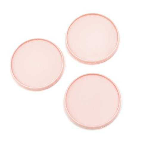 Диски - (крепежный механизм для ежедневников) Maggie Holmes Day-To-Day Planner Discs -  Blush - 4.3см/9шт