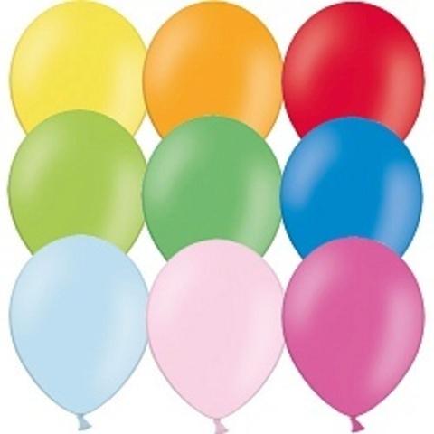 Веселый праздник шарики 12