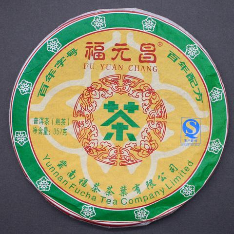 Фу Юань Чан Шу Бин, 5 звезд, 2016, 357 г