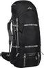 Картинка рюкзак туристический Trek Planet Makalu 95 черный - 1